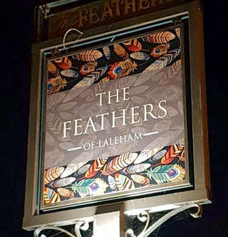 The Feathers at Laleham